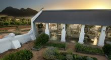 Babel Restaurant at Babylonstoren
